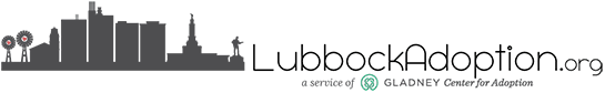 LubbockAdoption.org Logo